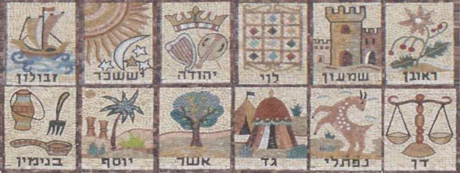 במדבר: לכל שבט יש דגל