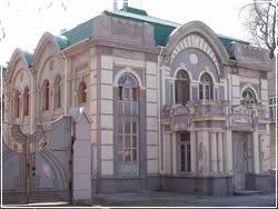 בית הכנסת בחרסון, אוקראינה