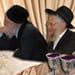 At the Rebbe's Seder Table
