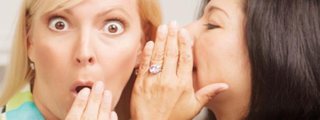 Gedanken: Vier Gründe, Klatsch zu verbreiten
