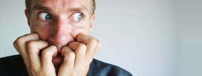 Уроки главы: У страха глаза разного цвета