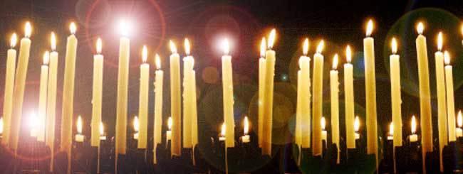 Récits: Une livre de bougies