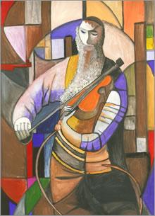 מנגן הכינור