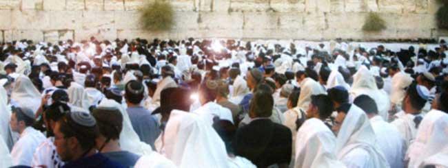 Nos chroniqueurs sur la Paracha: Religion organisée