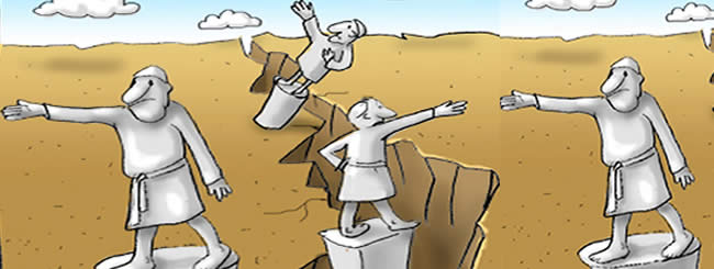 חומש במדבר: הוא לא מוותר על אף אחד