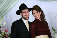 Meet the Rabbi and Rebbetzin