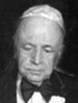 Shmuel Farbenblum in mid-1970s