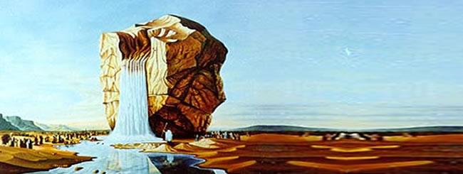 פרשת חוקת: סיכום פרשת חוקת: משה מכה בסלע, אהרון נפטר לבית עולמו