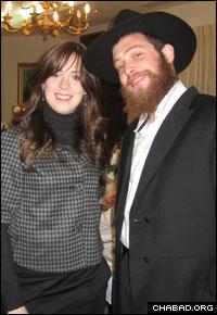 הרב חנוך ולייקי גכטמן, השלוחים למומבאי