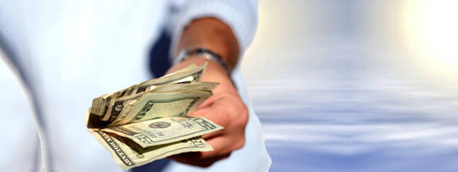 Money & Business: Spiritual Wages