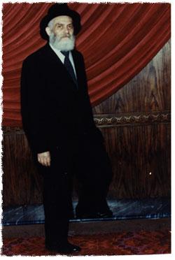 Reb Dovid Henoch Zaklikowski