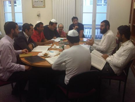 Cours de Talmud