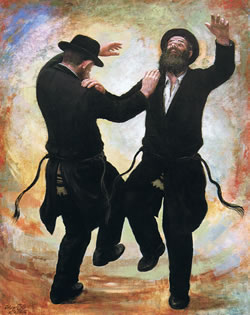 A deeper look at shemini atzeret simchat torah one holiday or for the seven days of sukkot you shall bring a fire offering to gd on the eighth day it shall be a holy convocation for you m4hsunfo