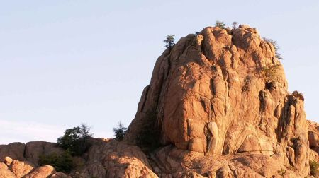In the presence of these beautiful rock formations, anything seems possible—even probable.