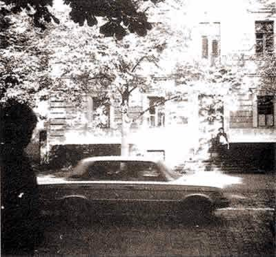 Immeuble du KGB dans les sous-sols duquel Rabbi Lévi Its'hak fut incarcéré