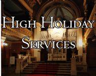 High Holidays 2017