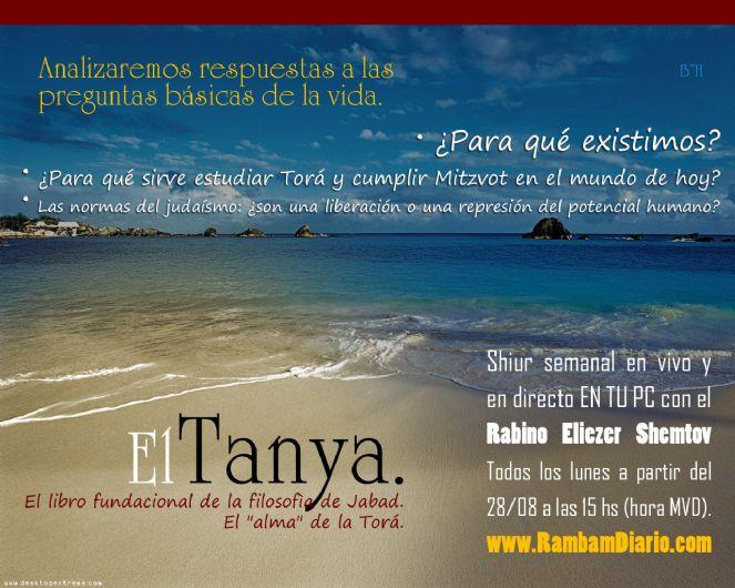Shiur de Tania