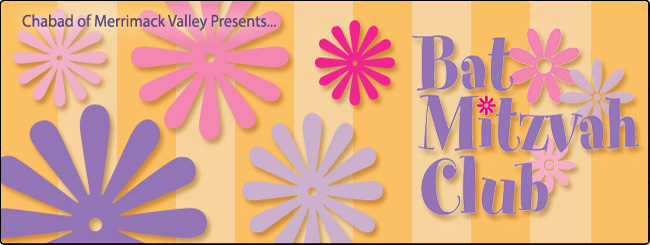 Bat Mitzvah Club - Merrimack Valley