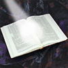 Light on Book