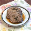 Roast In Apricot Sauce