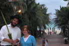 Playing and Praying in Playa del Carmen: A Young Couple Breaks Ground in Mexico