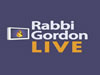 Rabbi Gordon Live