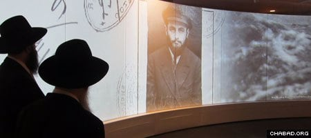 The Rebbe, Rabbi Menachem M. Schneerson, of righteous memory, is one of 18 individuals to be included in a permanent exhibit at the National Museum of American Jewish History, which officially opens this month in Philadelphia.