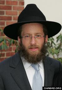 Rabbi Mendel Deren