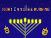 Eight Candles Burning