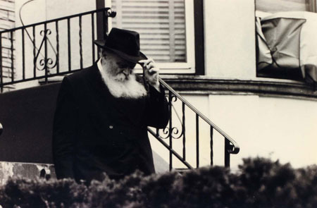 Photo: Shafran Collection/Lubavitch Archives