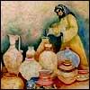 אלישע, האישה והכלים הריקים