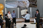 Hundreds Welcome Northridge Students' Very Own Torah Scroll