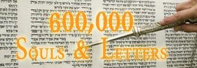 600,000 Souls, 600,000 Letters