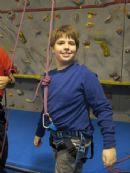 Boys Club Rock Climbing etc!