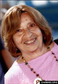 Chana Sharfstein