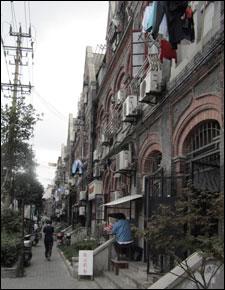 The Shanghai Ghetto