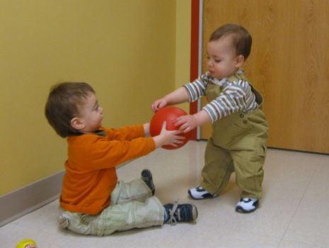 Infants - Jewish Beginnings - Lubavitch Preschool