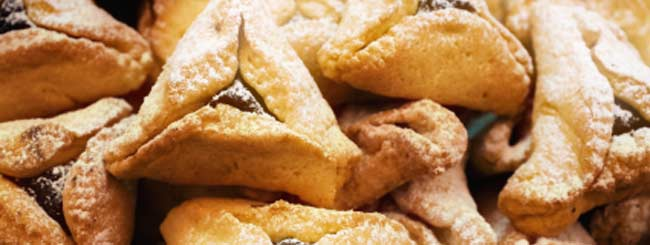 Purim: How Hamantashen Are Made