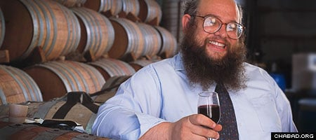 Rabbi Yossie Shemtov, director of Chabad of Tucson, is coordinating a kosher wine raffle in conjunction with Purim celebrations March 20.
