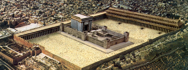 Artigos: O Sentido dos Sacrifícios no Templo