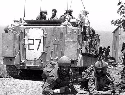 Soldats de Tsahal au Liban. (Photo: IDF)