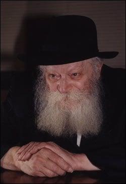 Photos of the Rebbe: Chaim Baruch Halberstam/JEM
