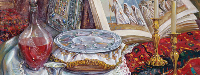 Story: Passover in Bucharest, 1945