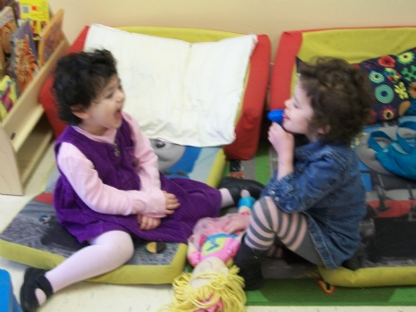 Torah Toddlers Getting Ready For Pesach