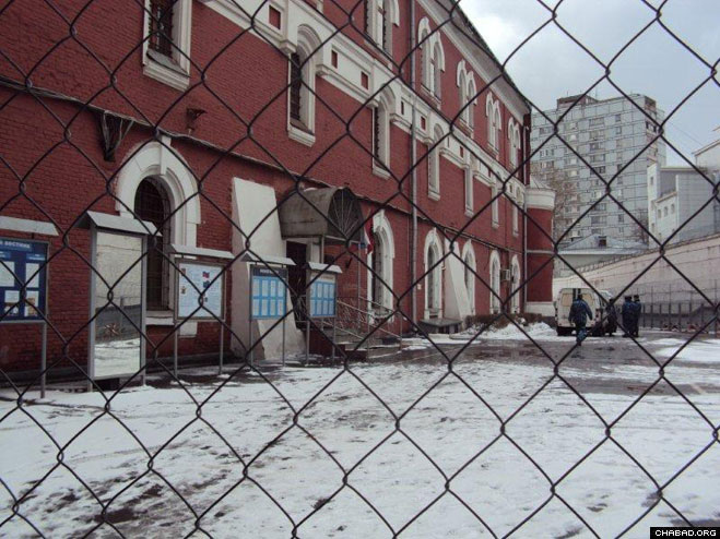 Butyrka, Russia's oldest prison at 230 years old, opened Moscow's first-ever jail-based synagogue last week.
