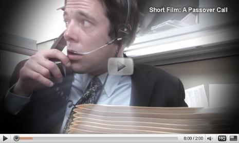 Short Film: A Passover Call
