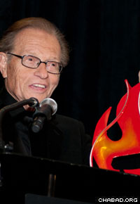 Larry King (Photo: Sherry Keenan/Best View Photography)