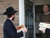 Delivering Matzah