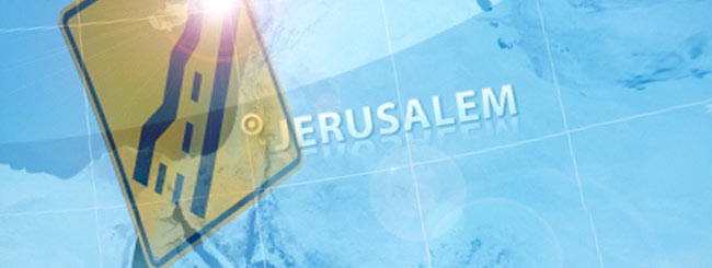 Next Year in Jerusalem...