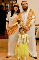 Purim 2011 - Greek Purim